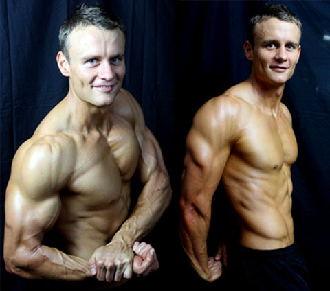Quite Simply, The 2 Muscle Building Workouts You Will Ever Need